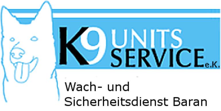 K9 UNITS SERVICE Wach-& Sicherheitsdienst